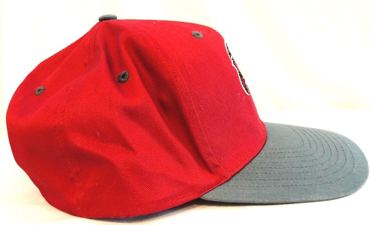 timeless design 5d5df 103b3 ... Tampa Bay Buccaneers Hat Logo 7 Cap Snapback NFL Football Baseball Red  Light Up ...