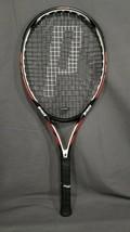 Custom XL 27.5 Prince O3 Warrior 100 Tennis Racquet Strung 4 3/8 - $108.84