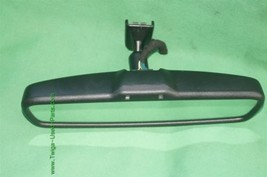 10-12 Ford Fusion Rear View Mirror w/ Camera Display & Compass 8U5A-17E678-DE image 2