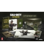 Call of Duty WWII Deployment Kit Limited Collector's Edition New Factory... - $95.03