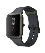 xiaomi huami amazfit bip green waterproof gps heart rate 1.28inch hd sma... - $108.90