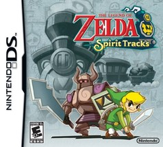 The Legend of Zelda: Spirit Tracks [video game] - $82.86