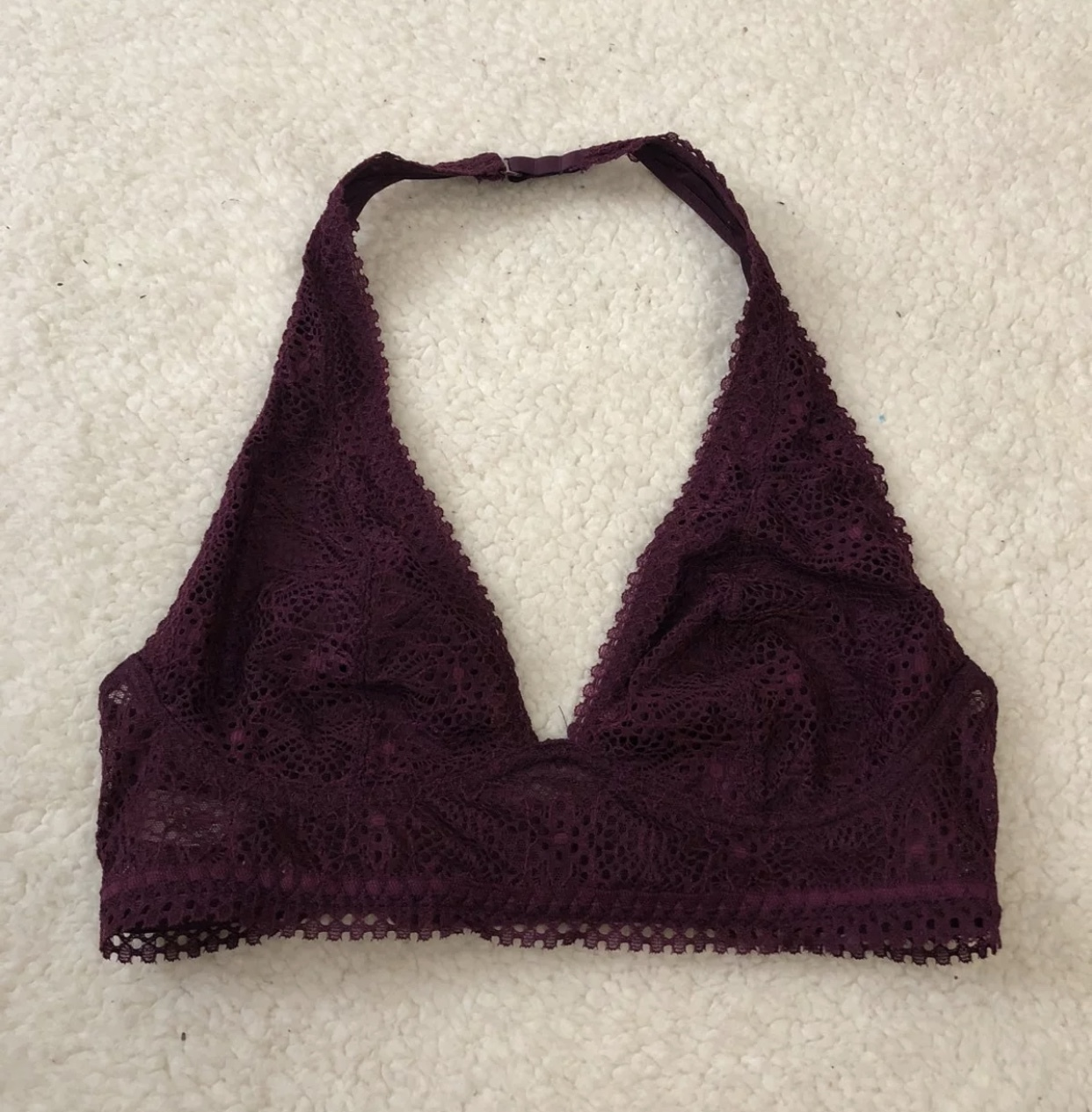 ed54e64815aaf Victoria Secret Lace Halter Bralette and 50 similar items