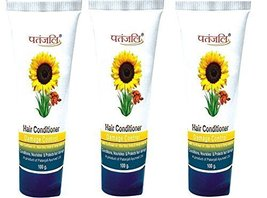 Patanjali Hair Conditioner Damage Control 100gm (Pack of 3) - Pamherbals - $12.99