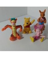 Winnie The Pooh 3 Inch Vinyl Figures - $12.86