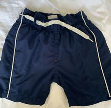 polarn o pyret Boys Swim Shorts Size 2-4 Navy - $12.86