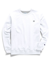 Champion Powerblend Men's Fleece Crew Long Sleeves Sweatshirt S0888 407D55 image 9