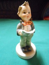 "Vintage GOEBEL Figurine W.Germany ""Soloist"" #735............SALE - $21.78"