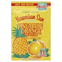 Hawaiian Sun Powdered Drink, Pineapple Orange, 4.52 oz - $9.25