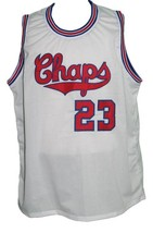 Custom Name # Dallas Chaps Retro Aba Basketball Jersey New Sewn White Any Size image 1