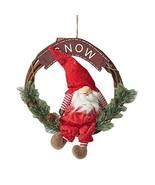 East Majik Christmas Hanging Ornaments Christmas Hanging Wreath Wall Doo... - $28.83