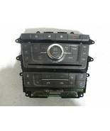 2010 Cadillac SRX CONTROL PANEL,20864868 - $84.15