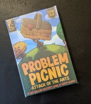 Problem Picnic Attack of the Ants Board Game Disce Rolling Almes KTBG NEW - $18.69