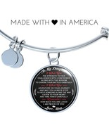 Great Gift To Daughter from Mom Mother Mama Mommy - Luxury Necklace for ... - $31.95