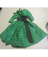 Vintage Barbie Swingin' Easy green dress  #955  - $28.45