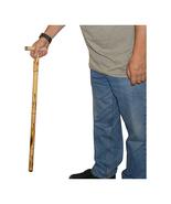Tiger Rattan Straight Walking Stick Kit - Burned Fire Hardened 32x1 REGULAR - $18.50