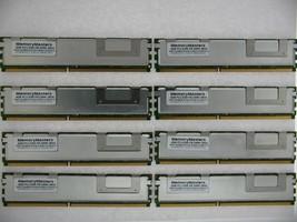 32GB (8 x 4GB) DDR2 FB Fully Buffered PC2-5300F 667 Mhz – Dell PowerEdge 2950