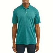 George Men's Jersey Polo Shirt Size 3XL (54-56) Hawaii Blue No Roll Coll... - $12.86