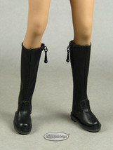 1/6 Phicen, TB League, Hot Toys, Nouveau Toys Sexy Female Black Boots w/... - $18.32