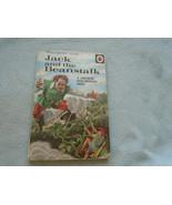 1965 Ladybird Book  Jack And The Beanstalk  Series 606D - $7.80