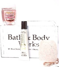 Bath & Body Works VANILLAMINT SUPREME 2X Lip Shine PocketBac & Hard Case... - $21.17
