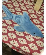 Beanie Baby 1996 Crunch The Shark - $60.71