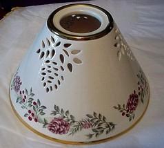 Lenox Ceramic Lamp Shade Globe - €17,54 EUR