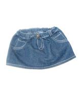 Build-a-Bear Denim Skirt - $8.98