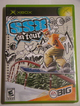 XBOX - SSX on tour (Complete with Manual) - $10.00