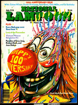 National Lampoon #100, July 1978 - 100th Anniversary Issue - $7.50