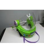 Toy Story Disney Pixar Buzz Lightyear Space Ranger Armor Helmet Jet Toy - $49.49