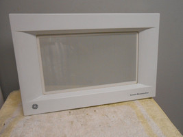 GE General Electric Microwave Oven Complete Door WB55X10126 White - $19.99