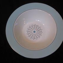 Homer Laughlin ATOMIC Avalon Cavalier China Round Serving Bowl - $13.54