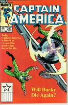 Captain America #297 (1968) - 9.0 VF/NM *All My Sins Remembered/Red Skull*  - $8.90