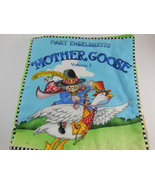 Mary Engelbreit Mother Goose Nursery Rhymes Volume 3 Fabric Book Padded ... - $8.31