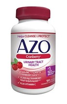 AZO Cranberry Urinary Tract Health Dietary Supplement | 1 Serving = 1 Gl... - $15.37