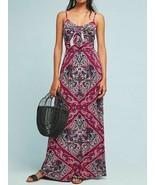 Anthropologie Brisbane Maxi Dress by Moulinette Soeurs Sz M - NWT - $98.99