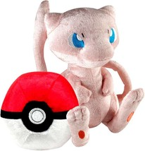 Pokemon 20th Anniversary Limited Edition Box Set - 8 Inch Mew Plush and ... - $49.95