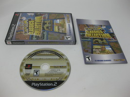 Capcom Classics Collection (Sony PlayStation 2, 2005) PS2 Complete Tested Vol. 1 - $15.04