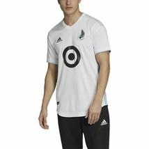 adidas Minnesota United FC Youth Away Jersey 19/20 - White - $28.50