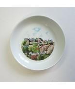 Vintage Mini Stirling Castle Scotland Ancient Castle Hill Monument Plate... - $7.99