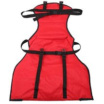 Baby Portable Easy Seat Chair Harness Multifunctional Eating Seat(Red)