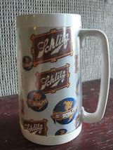 SCHLITZ TRADE MARK BEER DRINKING THERMA SERVE MUG - $14.25