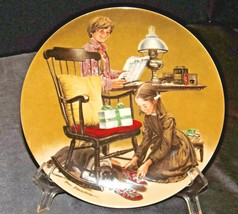"""1982 Americana Holiday Collections """"Father's Day"""" by Don Spaulding AA20-... - $69.95"""