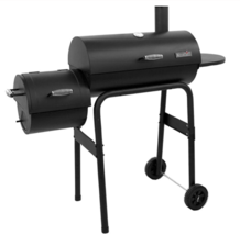 Char Broil Offset Smoker American Gourmet Charcoal Grill Pro Patio BBQ O... - $84.95