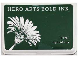 Hero Arts Bold Ink Pine Hybrid Ink Pad