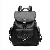 Women Fashion Schoolbag Backpack Multiple pockets Travelling Bag All-mat... - $26.17