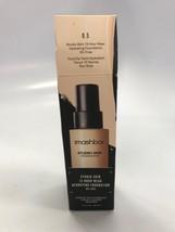 Smashbox Studio Skin 15 Hour Wear Hydrating Foundation Color 0.5 1 fl oz BNIB - $34.87