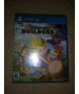 Dragon Quest Builders 2 PlayStation 4 new sealed CIB PS4 - $29.69