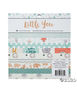 American Crafts™ Crate Paper Little You Paper Pad - $16.48